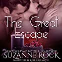 The Great Escape: Ecstasy Spa Series, Book #4 (       UNABRIDGED) by Suzanne Rock Narrated by Kellie Kamryn