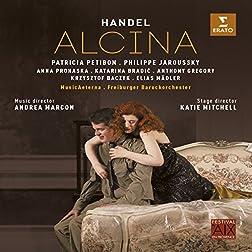 Handel: Alcina [Blu-ray]