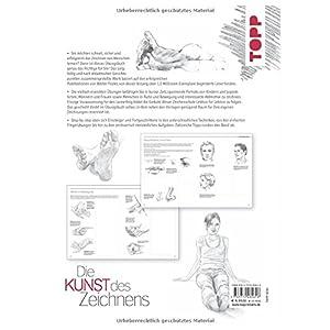 Die Kunst des Zeichnens - Menschen Übungsbuch: Mit gezieltem Training Schritt für Schritt zum Zeic