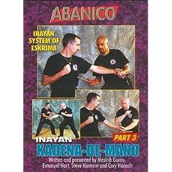 Abanico - Kadena de Mano - Part 3