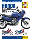 Matthew Coombs Honda XL600/650V and XRV750 Africa Twin (Haynes Service and Repair Manuals)
