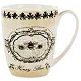 Honey Bees Bone China Mug