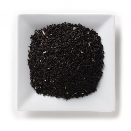 Mahamosa Flavored Black Tea Blend Loose Leaf (Looseleaf) - Black Fruits (Black Currant, Blackberry, Huckleberry) Tea 2 Oz
