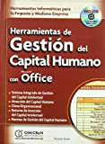 img - for Herramientas de Gestion del Capital Humano Con Microsoft Office: Herramientas Informaticas Para la Pequena y Mediana Empresa with CDROM (Spanish Edition) book / textbook / text book