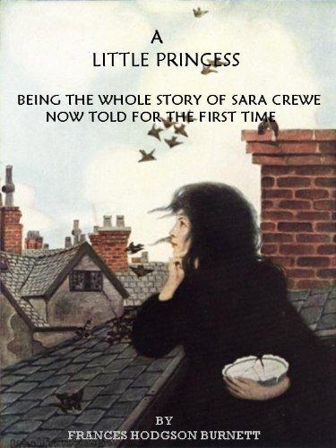 Frances Hodgson Burnett - A Little Princess [Illustrated]