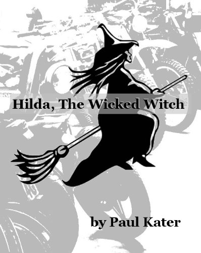 Hilda the Wicked Witch cover