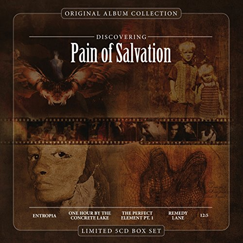 Original Album Collection: Discovering Pain Of Salvation [5 CD]