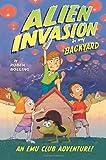 Alien Invasion in My Backyard: An EMU Club Adventure (Amp Comics for Kids)