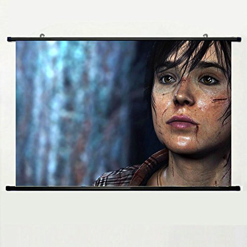 poster-beyond-quantic-dream-juno-game-ellen-page-brunette-wounds-eyes-blood-shirt-graphics-poster-en