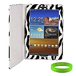 Luxmo Green Tablet Case + Electric Green Vangoddy Live Laugh Love Wrist Band