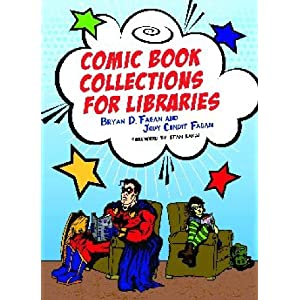 Comic Book Collections for Libraries cover
