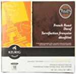 Tully's French Roast Decaf Extra Bold...