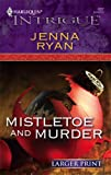 img - for Mistletoe And Murder book / textbook / text book