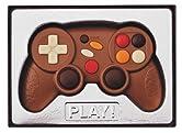 Innerhalb dieses Angebots erhalten Sie den Game Controller aus zartschmelzender Vollmilchschokoalde von Weibler in der 70g Packung. Verschenken Sie feinsten Schokoladengenuss in kreativer Art und Weise.