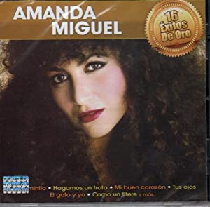 Amanda Miguel El Sonido Vol. 2