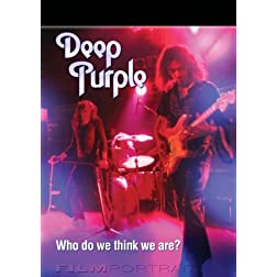 Deep Purple Who Do We Think We Are?