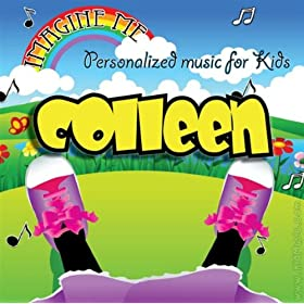 Colleen's Personalized Happy Birthday Song (Kalleen, Koleen, Kolene