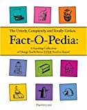 img - for Useless Fact-o-pedia by Charlotte Lowe (2009-05-18) book / textbook / text book