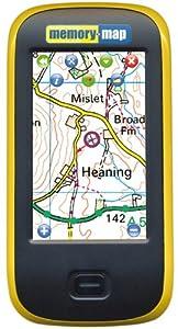 Memory-Map Adventurer 2800 Gps Including Maps - 10.8 X 5.6 X 2cm