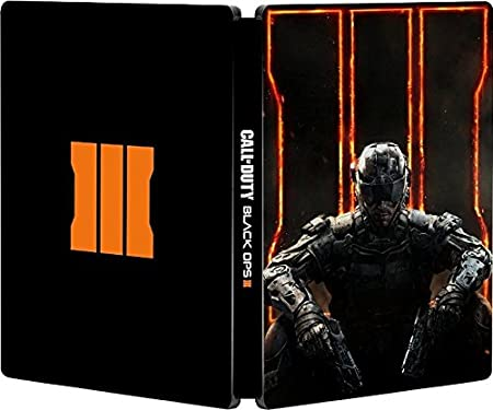 Call of Duty: Black Ops III with SteelBook® (Amazon Exclusive) (PS4)