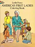 img - for America's First Ladies Coloring Book book / textbook / text book