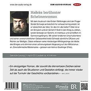 Die Abenteuer des braven Soldaten Schwejk (1 mp3-CD)