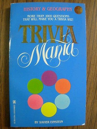 Trivia Mania: Literature, Einstein, X.