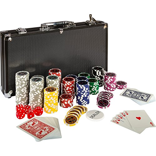 Ultimate Black Edition Pokerset, 300 ho...