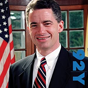 James McGreevey in Conversation with Andrew Sullivan on 'Being Gay in Political Life' at the 92nd Street Y Speech