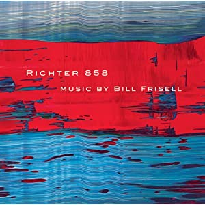 Bill Frisell Richter 858 cover