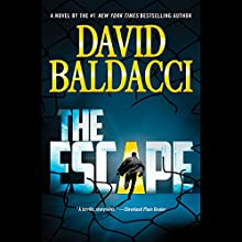 The Escape (       UNABRIDGED) by David Baldacci Narrated by Ron McLarty, Orlagh Cassidy