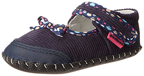 Pediped Originals Becky Crib Shoe (Infant/Toddler),Navy,Small (6-12 Months) front-1034691