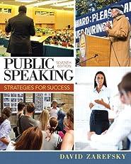 Public Speaking, 7/e