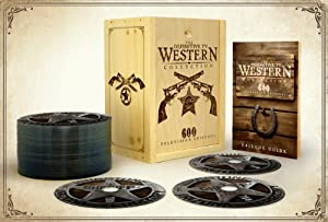 Definitive TV Western Collection - 600 Television Episodes: Bonanza - Wagon Train - The Rifleman - The Lone Ranger - Dusty's Trail - Annie Oakley - The Cisco Kid + More!