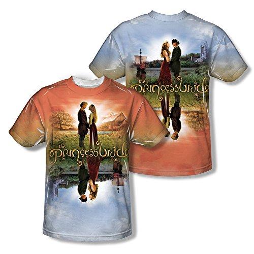 Sublimation Front/Back Poster Sub The Princess Bride T-Shirt PB143FB