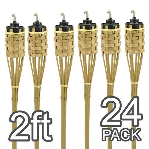 mini-2-natural-hecho-a-mano-de-bambu-antorchas-beige-pack-de-24