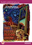 The Flesh And Blood Show [1972] [Reino Unido] [DVD]