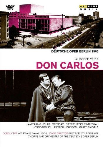 Don Carlos - Verdi - DVD