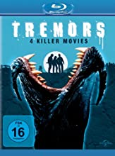Tremors 1-4 [Alemania] [Blu-ray]