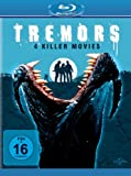 Tremors 1-4 (Blu-ray)