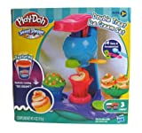 Play-Doh - Sweet Shoppe - Double Treat Ice Cream Set