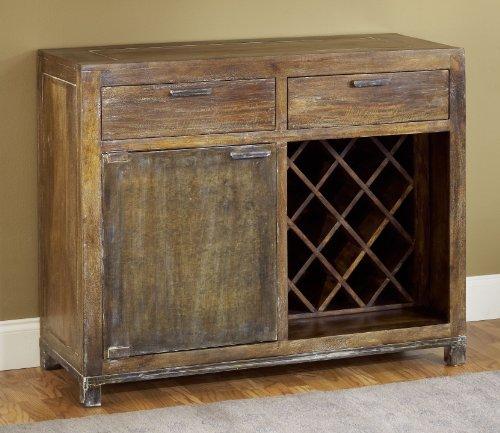 Modus Furniture International Farmhouse Sideboard front-89122