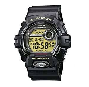Casio G-Shock Quarz Digital Herren Uhr Schwarz G-8900-1ER