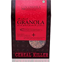 COCOSUTRA Granola - Peanut Butter Chocolate Chunk, 300g