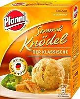 Pfanni bread dumplings from Unilever