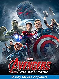 Marvel\'s The Avengers: Age Of Ultron (Theatrical)