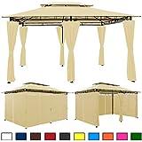 4x3 Pavillon Beige Festzelt