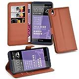 Cadorabo - Book Style Hülle für HTC DESIRE 816 - Case