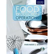 Food Production Operations (With CD) 1st Edition price comparison at Flipkart, Amazon, Crossword, Uread, Bookadda, Landmark, Homeshop18