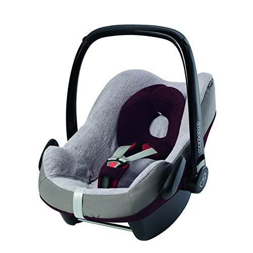 Maxi-Cosi Pebble Car Seat Summer Cover (Cool Grey)